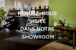 Visite notre showroom