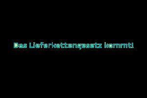 Deutsches Lieferkettengesetz