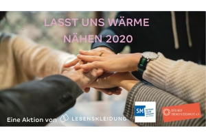 Lasst uns Wärme nähen 2020