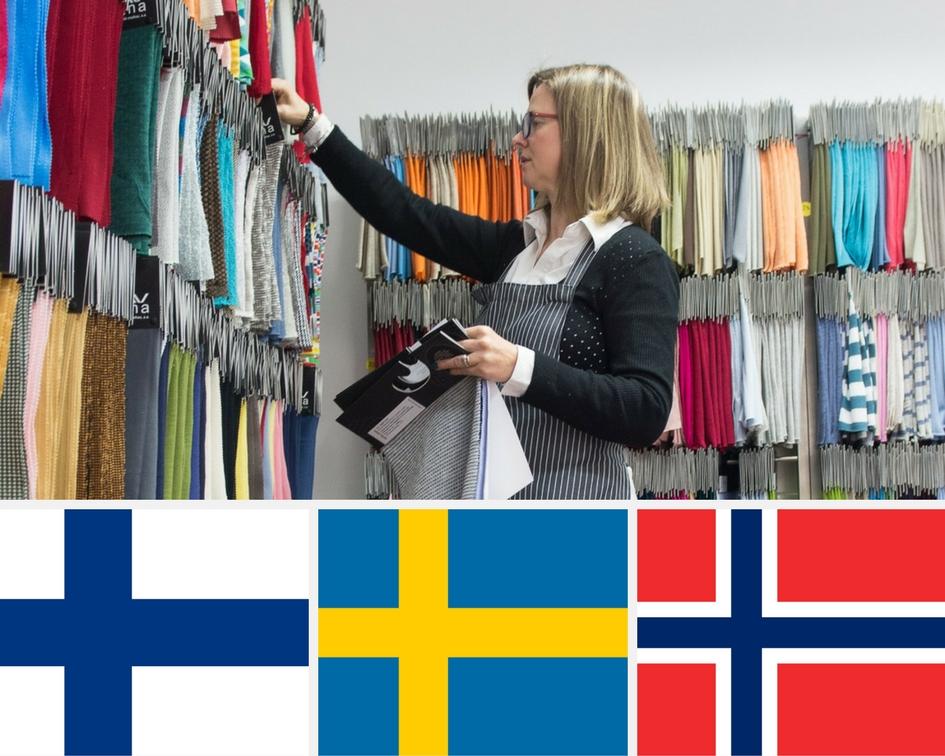 Lebenskleidung goes Scandinavia