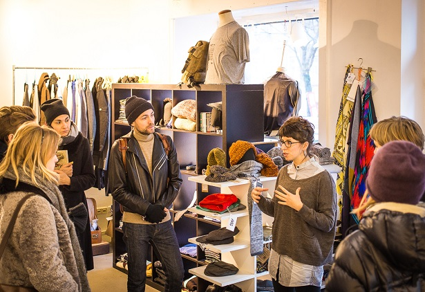 Green Fashion Tours - a Berlin Experience