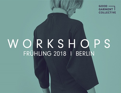 Workshops mit Good Garment Collective