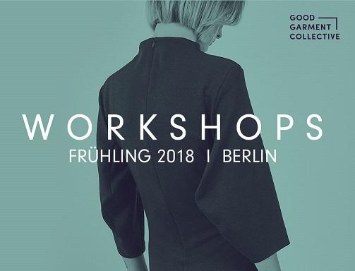 Workshop series - Good Garment Collective