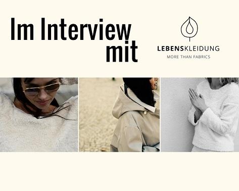 Lebenskleidung im Interview mit Hilde von 'Ordinær'