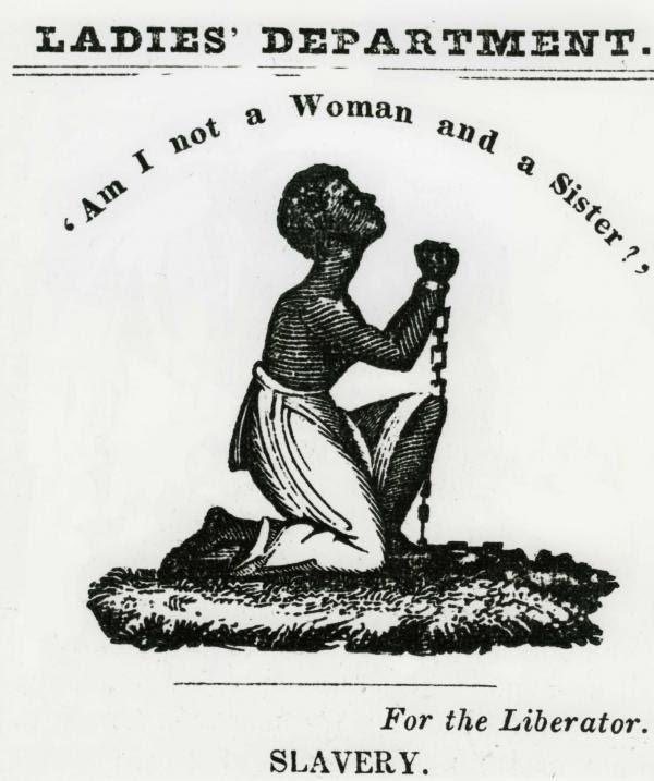 Image used by the Philadelphia female anti-slavery society