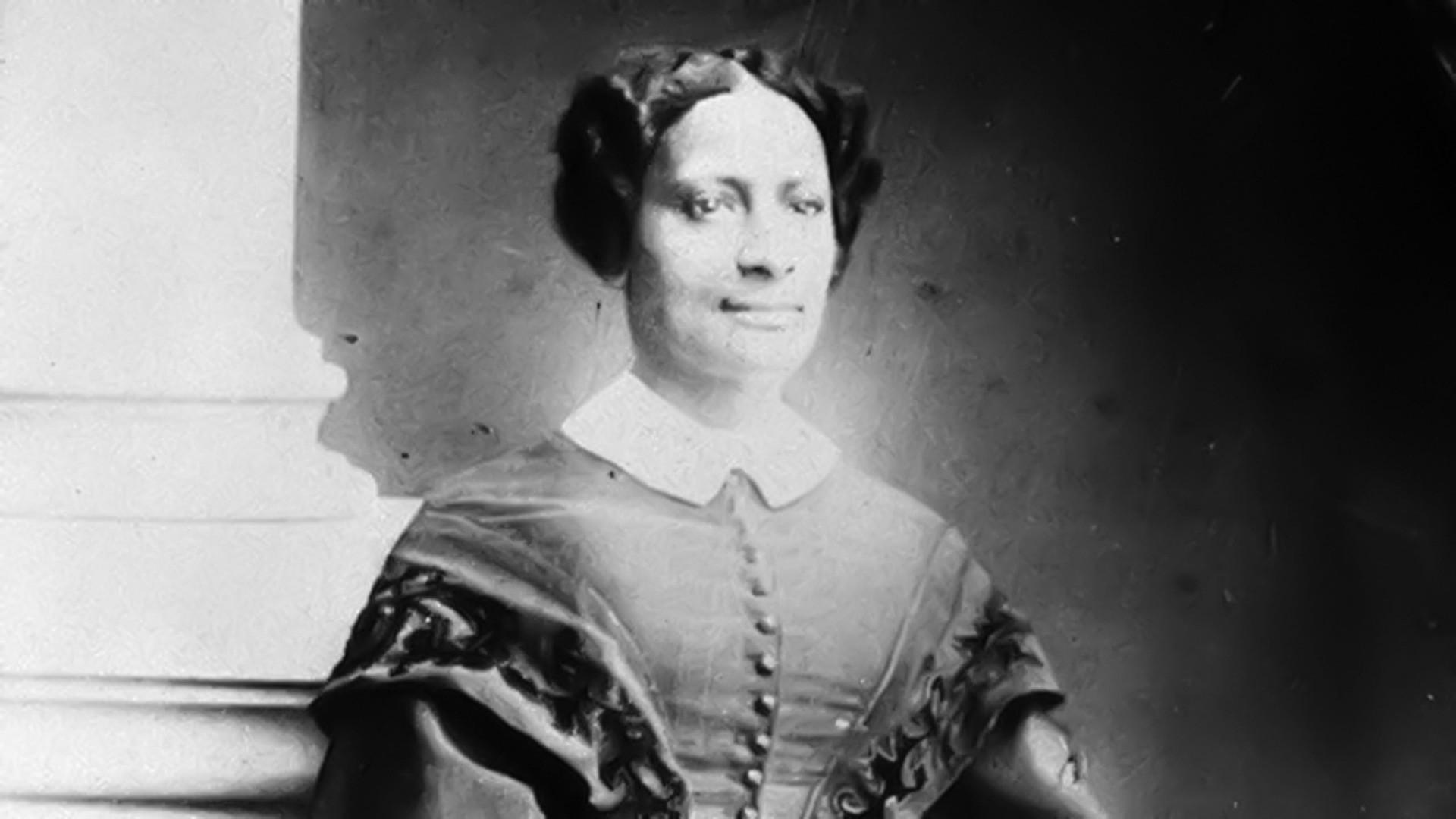 Sarah Parker Redmond (1826-1894) Abolitionistin, Suffragistin und Aktivistin