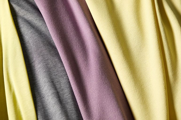Our organic fabrics