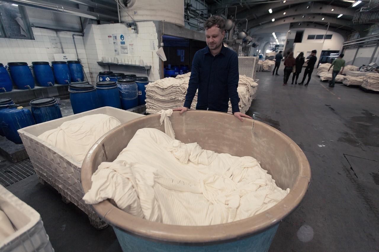 Die Textilveredlung